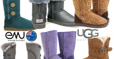 Ugg boots – a very common warm shoes. She hails from Australia and are made, usually from sheepskin. These boots can be of various height and form factor, ...