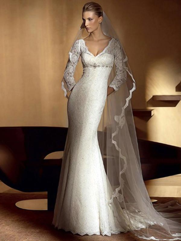 Svatebni Saty Mermaid Claudel Modely