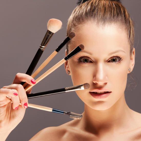 Фото макияж последовательность