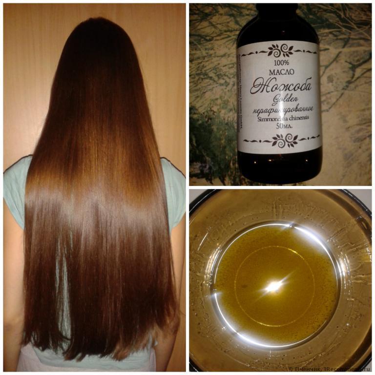 Жожоба масло для волос свойства
