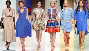 Модные Платья 2017 Лето