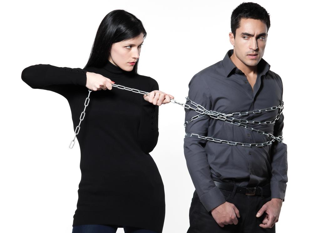 связанные девушки и мужчины
