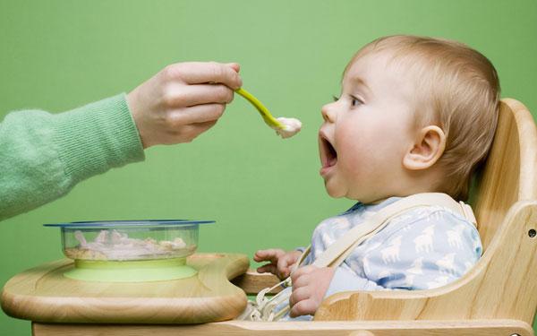 кормление до года ребенка: