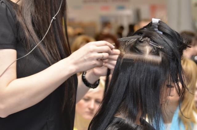 Обучение-наращивание волос
