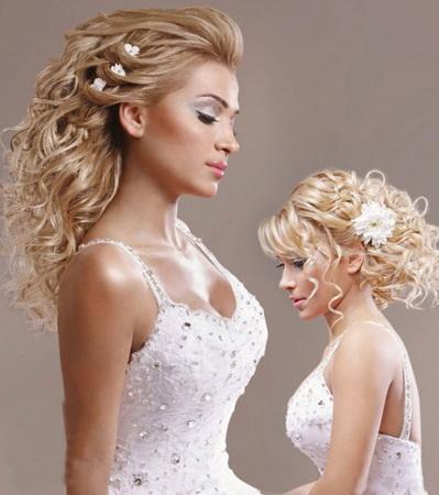 Вечерние прически на средние волосы. Как выбрать Варианты причесок на средние волосы локоны