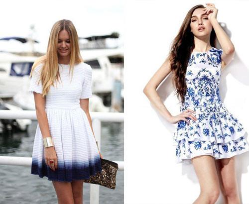 Мини платья купить летом