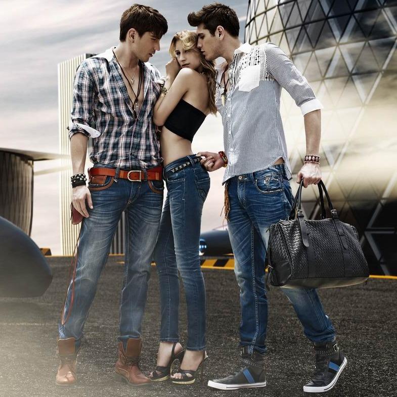Fashion Men Jeans Photo Album - Fashion Trends and Models