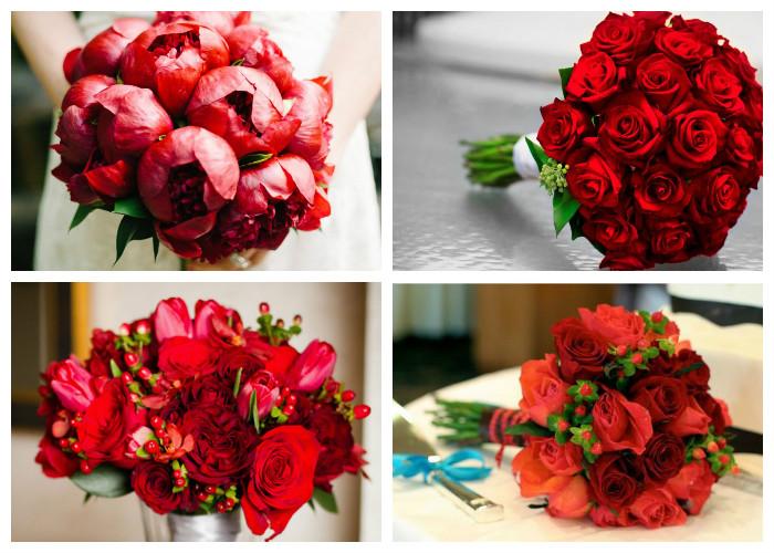 Красный цвет розы что означают