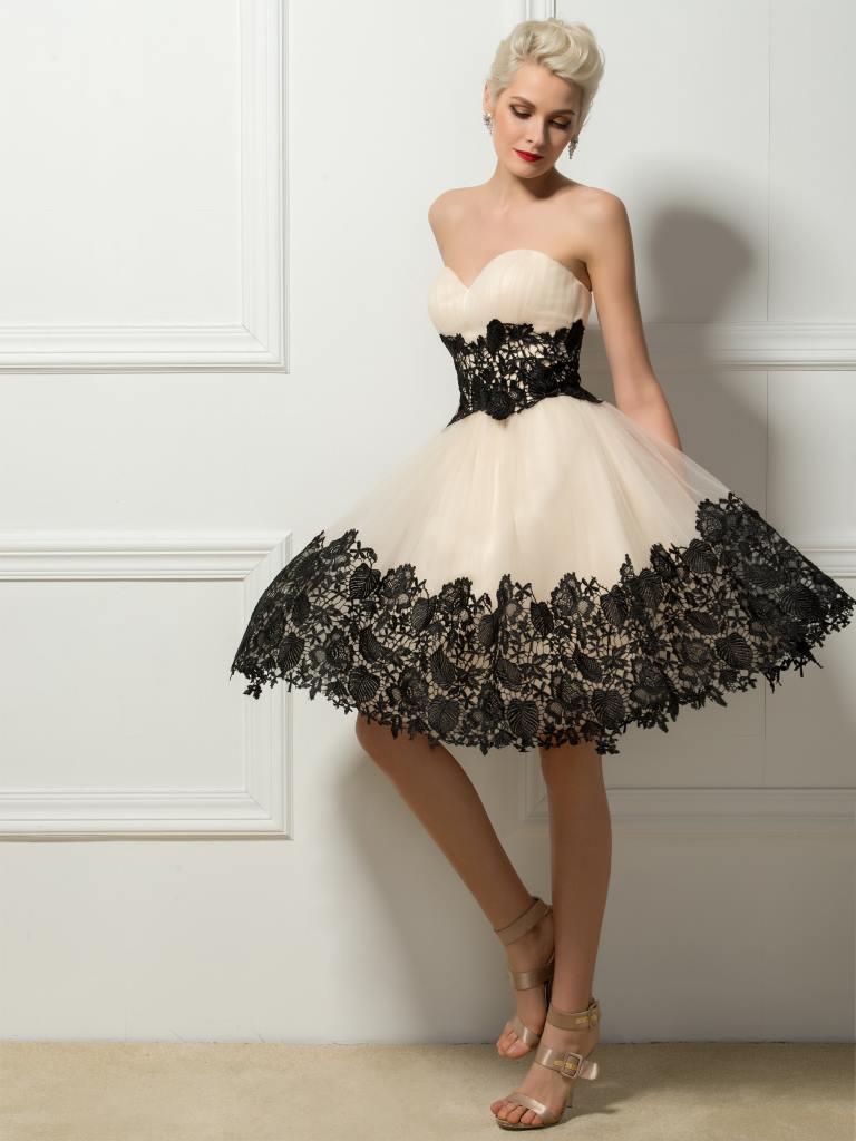 Модні коктейльні сукні - невід  39 ємні складові жіночого гардеробу 2682176c2879d