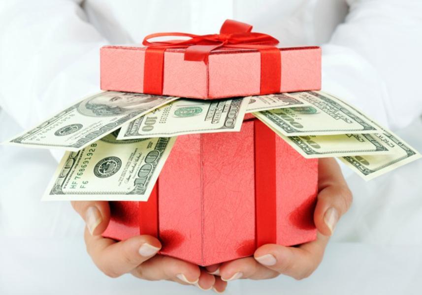 Где взять денег на подарок