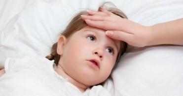 Ребенок начинает заболевать