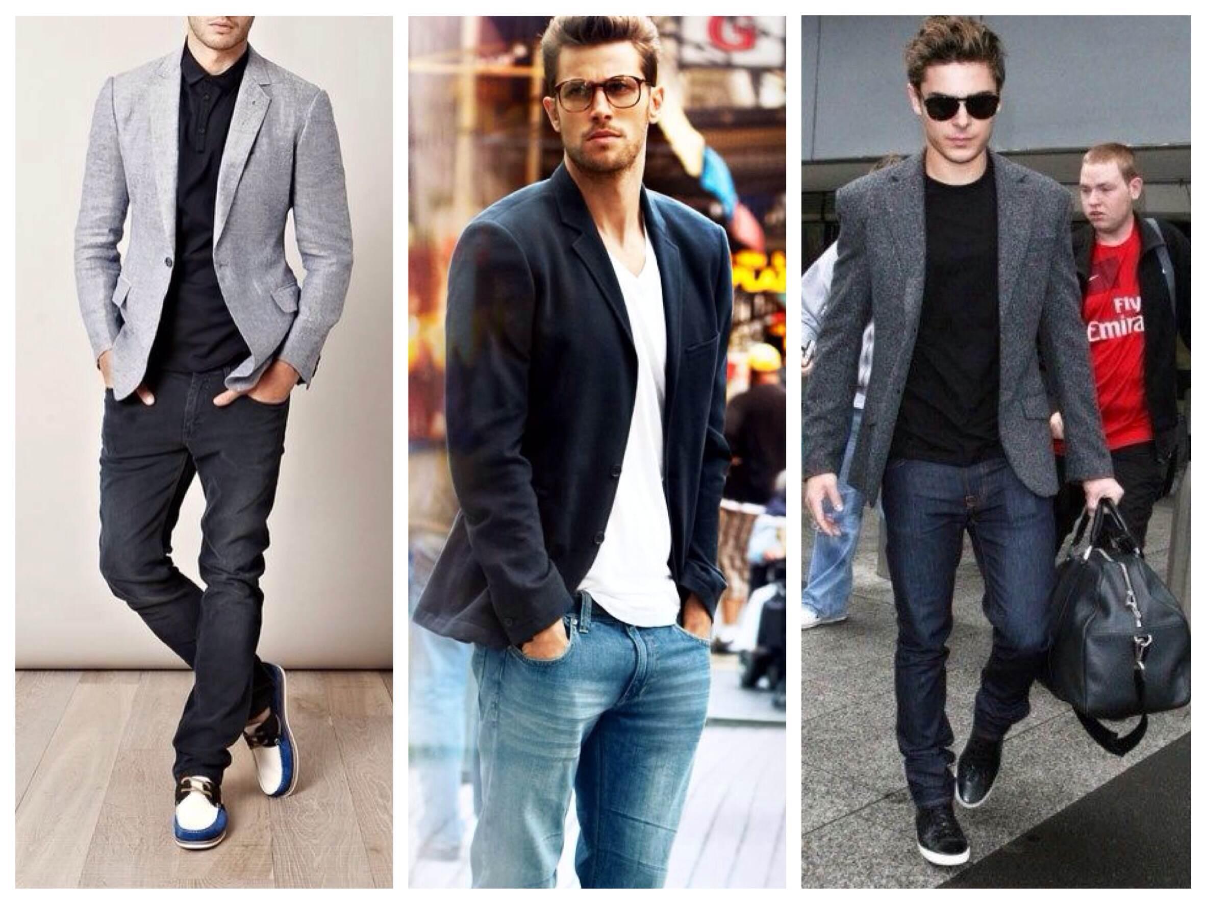 составе Срок какой пиджак можно носить с джинсами мужчинам какой должна быть