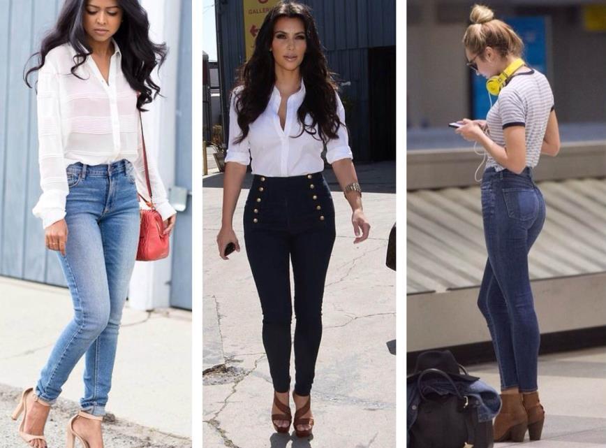 d4ee353bbe9feee Это в первую очередь супер-узкие джинсы. Джинсы-скинни стали еще более  узкими и стильными. В моду входят узкие джинсы с высокой посадкой, ...