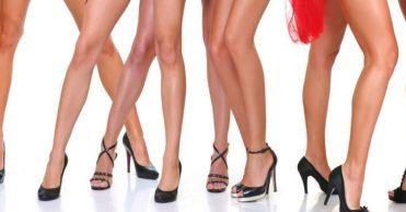 Эти сексуальные женские ножки
