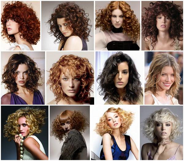 Какую подобрать прическу если волосы вьющиеся
