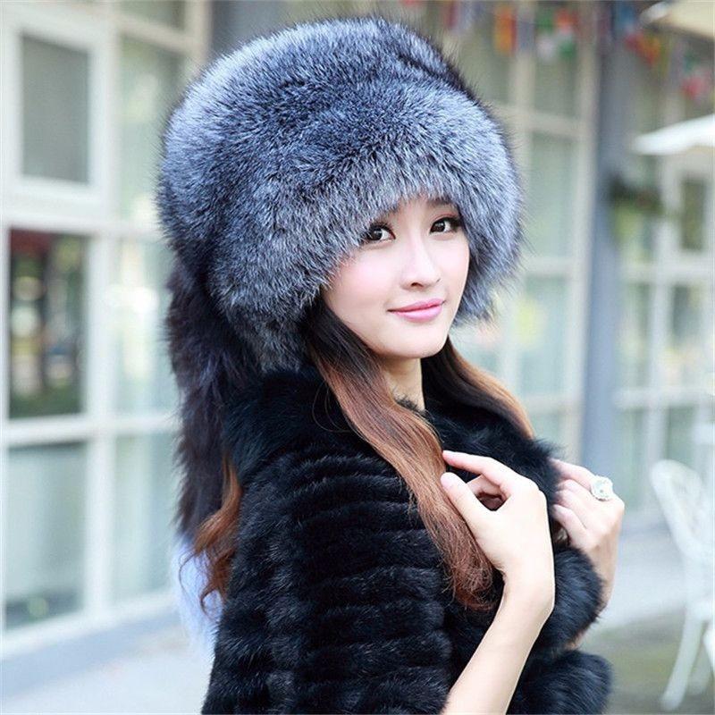 Модные меховые шапки  зима 2019  09e7da59d16b4